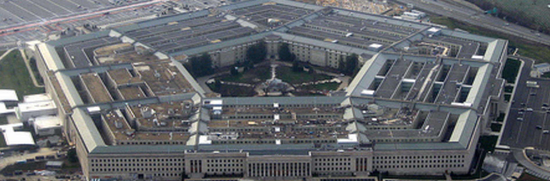 Aerial Image of The Pentagon